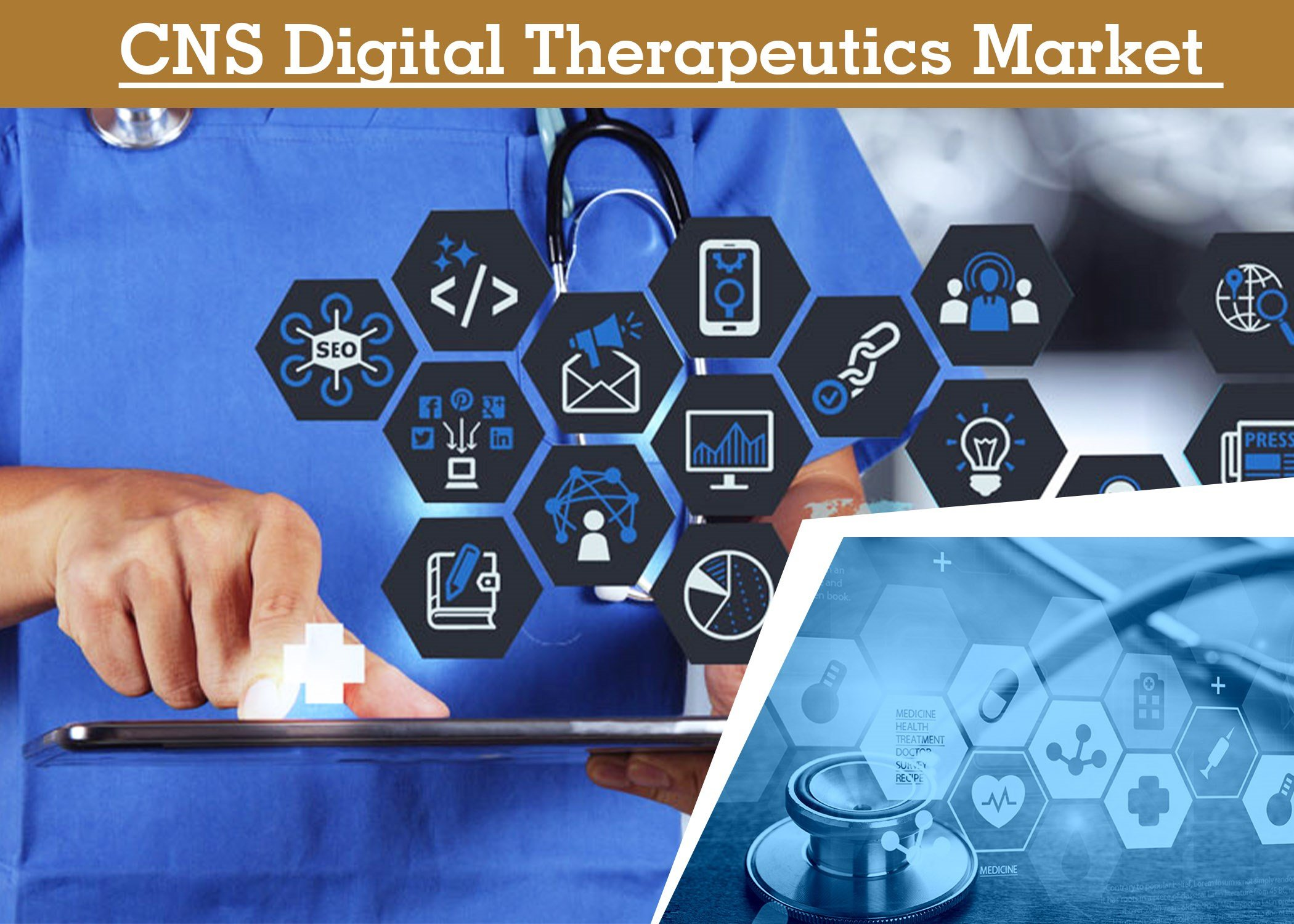 CNS Digital Therapeutics Market Size - Industry Analysis &